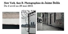 New York, Face B. Photographies de Jaime Belda