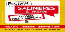 Festival Salinieres & Friends à Artigues-près-Bordeaux