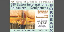 38eme salon International Arts et Lettres de France