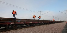 302 + 38 - Regards sur le plus gros chantier ferroviaire d'Europe