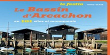 Le bassin d'Arcachon en 101 sites et monuments
