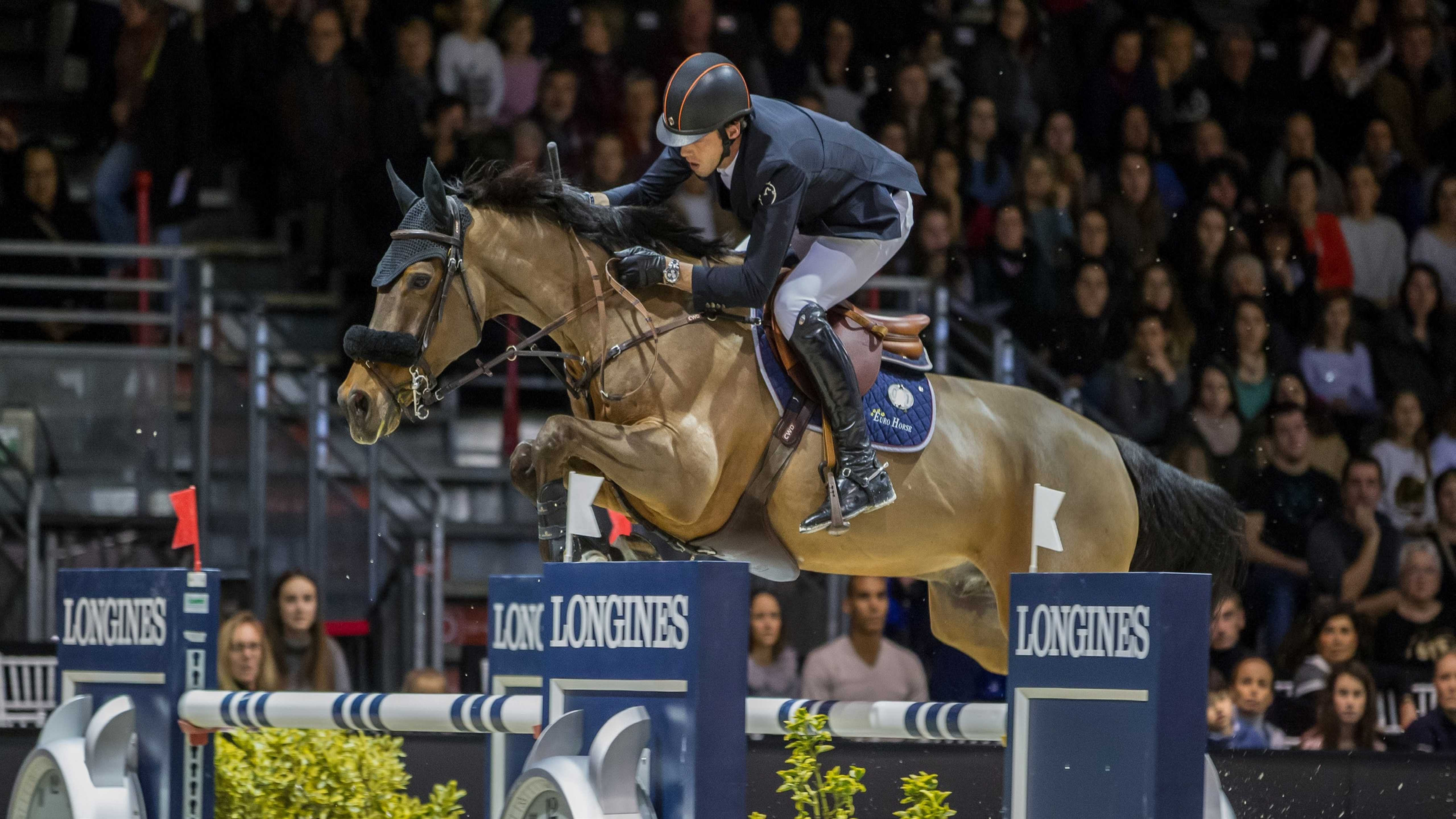 Jumping de Bordeaux, vivez du grand sport !