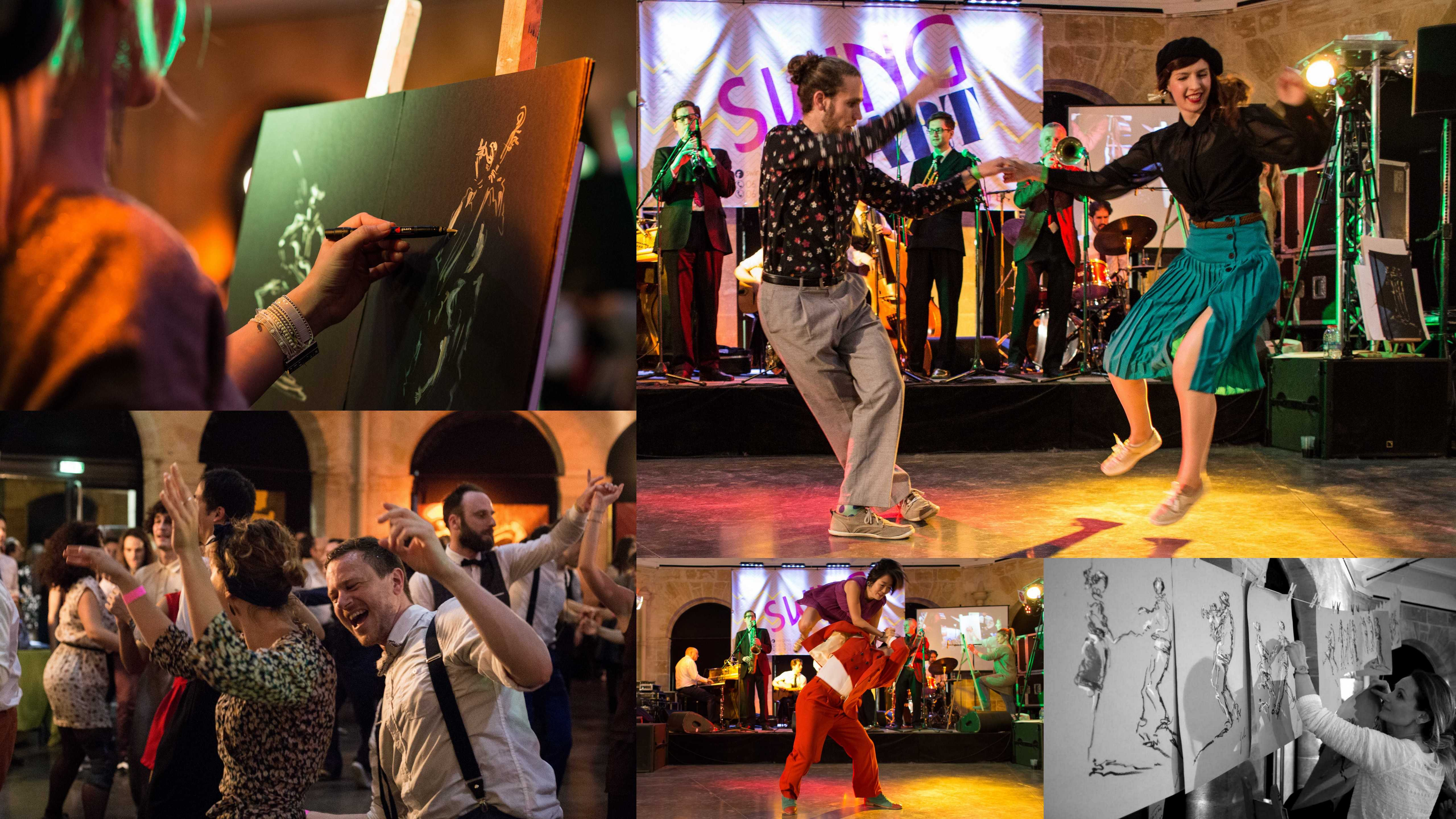 Festival Swing Art Bordeaux