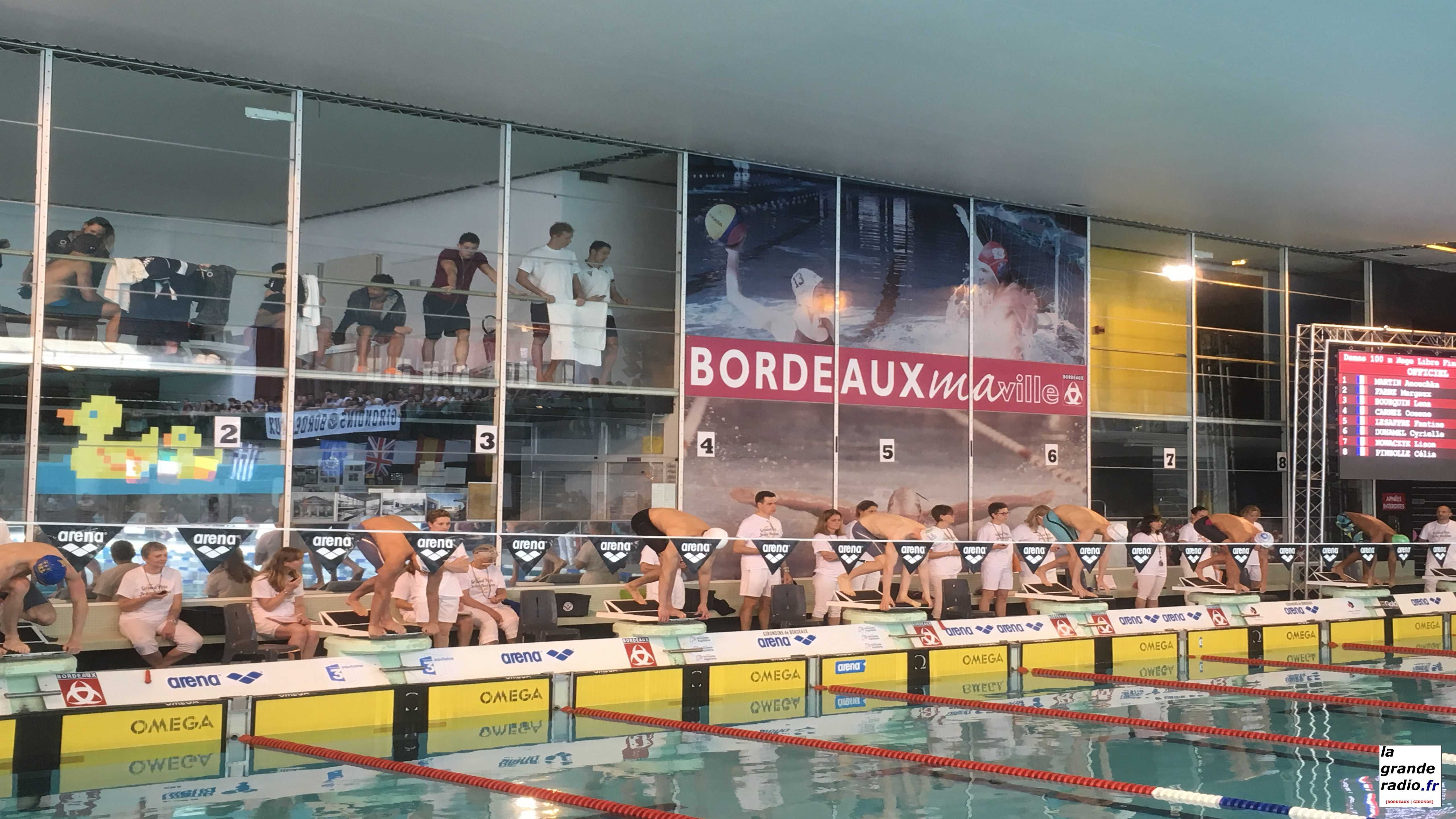 Meeting international de natation - Grand Prix Jean Boiteux